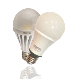 LED Bulb Frosted Image