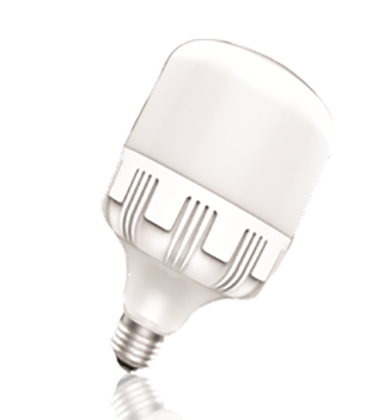 LED Hi Wattage Bulb Frosted Image