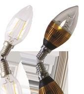 LED Candle Bulb Image