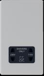 MLE5580: Shave Socket 230/115V plate Image