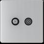 MLE5327: TV + Satellite socket Image