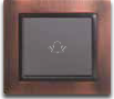 MEO3512: 10AX 1 gang 1 way door bell switch Image