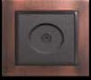 MEO3514: TV Socket (Female) MEO3515: TV Socket (Male) MEO3516: 1 gang Intermediate TV socket (Female) MEO3517: 1 gang Intermediate TV socket (Male) Image