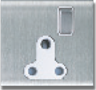 MT5232: 15A, single switchsocket, with double pole switch Image