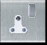 MT5233: 5A single switchsocket, single pole switch Image