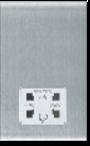 MT5255: Shaver supply unit dual voltage (115/230V), 2 gang Image